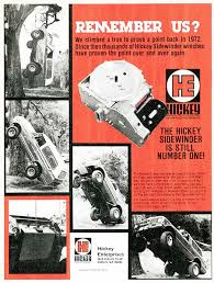 willys wagons page  hickey sidewinder winch ad
