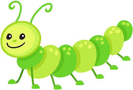 Image result for caterpillar cartoon