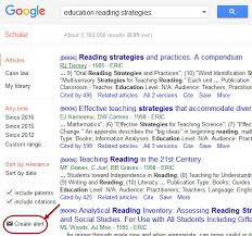 How Do I Set Up A Search Alert In Google Scholar Quick