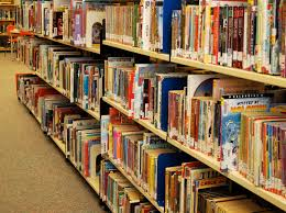 essay on my school library for school students