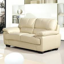 single cream leather sofa home design styling why is becoming so popular and loveseat