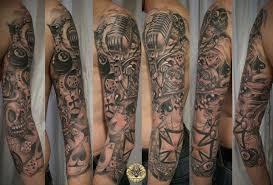 60 Vzory Tetování Cool Sleeve Punditschoolnet