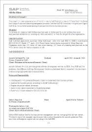 Resume Models In Word Format Resume Samples Word Resume Format In ...