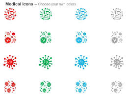 Bacteria And Viruses Venn Diagram Bacteria Virus H1n1 Bacterium Structure Ppt Icons Graphics