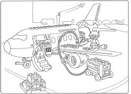 Lego Duplo Coloring Free Coloring Pages