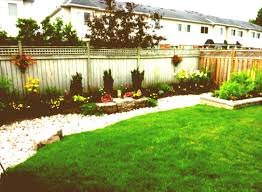 simple landscaping ideas home. Backyard Designs On A Budget Easy Simple Landscaping Ideas For Homelk Idea Design Landscape Small Vegetable Home E