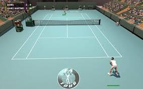 Full Ace Tennis Simulator sur PC - Jeux Video