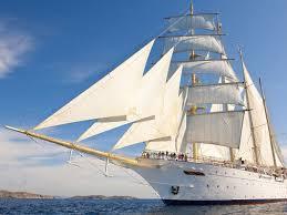 Segelkreuzfahrt Auf Der Star Flyer