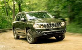 2011 Jeep Compass Limited 70th Anniversary Test – Review ...