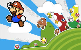 paper mario wallpapers high resolution 2ie7ere