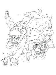Magnificient Naruto Coloring D8507 Excellent Naruto Coloring Page