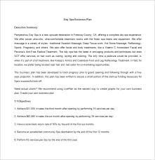 How to Write A Business Plan for a Spa Salon PAGE