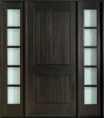 Doors High End  Ranch House Doors - High end exterior doors
