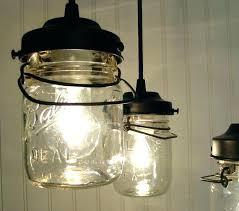 ball jar lighting. Ball Jar Pendant Lights Mason Speaking Of Lighting On A Covet Living W