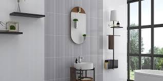 on trend bathroom tile ideas for summer