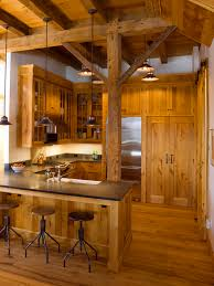 cabin kitchen ideas. Attractive Rustic Cabin Kitchen Ideas Pictures Remodel And Decor