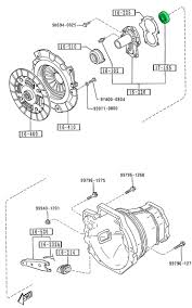 flyin' miata front transmission oil seal, 5 speed only 1990 miata exhaust diagram at Miata Exhaust Diagram