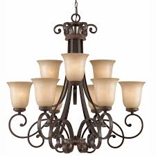 corsica 9 light english bronze chandelier by chandelier for home lighting ideas