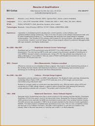 Resume Software Engineer Resume Template For You