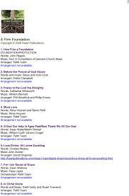 philip wesley sheet music complete sheet music list pdf