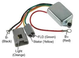 voltage regulator for 10dn series alternators External Voltage Regulator Wiring Diagram Denso d7014 voltage regulator, 10dn series alternators, 12 volt, one wire (self exciting), b circuit, 14 2 vset Dodge External Voltage Regulator Wiring Diagram