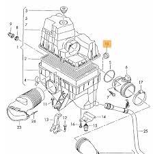 febi airbox retaining grommet vw t5 vw t6 vw caddy 036129689b 47277 febi airbox retaining grommet vw t5 vw t6 vw caddy 036129689b 47277