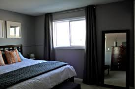 Small Bedroom Curtain Bedroom Small Grey Bedroom With Dark Grey Curtain Near Rectangle