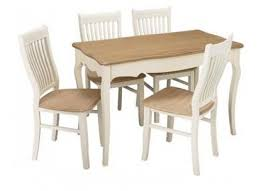 pine dining room table. Fine Pine Juliette Living Room Furniture Tables Storage Cabinets Chairs Cream And Pine  Dining Table  EBay To E