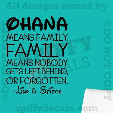 Ohana Means Family Quote Simple Lilo Stitch Quotes On QuotesTopics