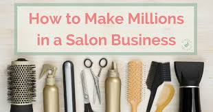 how to succeed in salon business