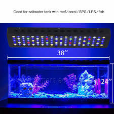 marshydro dimmable 300w led aquarium light full spectrum reef c marine in led grow lights from lights lighting on aliexpress com alibaba group