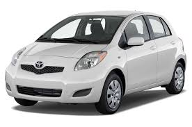 2010 Toyota Yaris Reviews and Rating | Motor Trend
