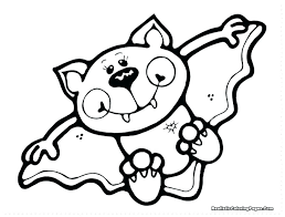 Rouge The Bat Coloring Pages New Printable Bats Pumpkin And Page