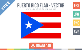 Some puerto rico svg may be available for free. Puerto Rico Free Vector Png Svg Eps Jpg Files Tuktuk Design