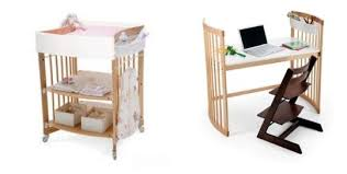 ... it's nice to have kids' furniture that can grow with them and serve  multiple functions. The Stokke Care Changing Table does just that ...