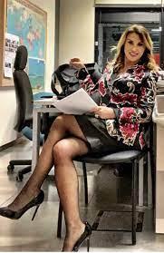 Manuela Moreno - Le calze delle vip
