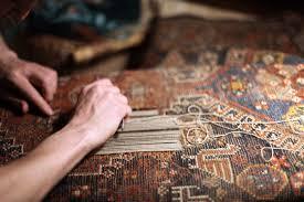 restoring and repairing rugs