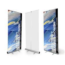 Retractable Banner Pop Graphics