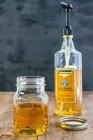 Free shipping on qualified orders Starbucks Caramel Syrup Recipe Sweet Steep