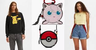 <b>Levi's</b> S'pore launching <b>Pokémon</b> collection from Feb. 18 at selected ...