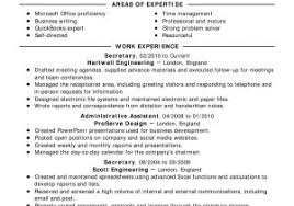 Free Resume Evaluation Best of Free Resume Evaluation And Good Resume Objectives Examples