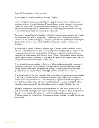 Free Resume Examples Online Or How To Write An Essay In 5 Steps