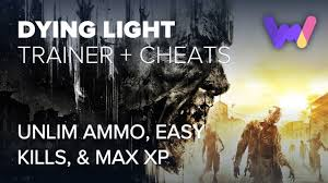 Dying Light Unlimited Ammo Dying Light Trainer 35 Ft Unlimited Ammo Easy Kills Max Xp