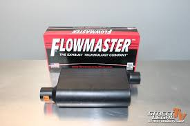 Flowmaster Loudness Chart Sound Comparison Five Of Flowmasters Popular Series Of