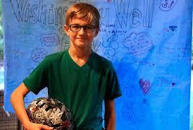 Summerlin mother says bike helmet saved son's life | Las Vegas ...