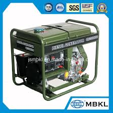 China 2kw25kVA Dual Open Type Power Diesel Generator for Home Use