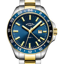 view all timepieces from rotary watches rotary havana mens gmt watch