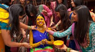 indian wedding tumeric