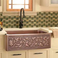 unusual breathtaking kitchen sinks wonderful kitchen sinks copper sink example bq kitchen sink waste kits