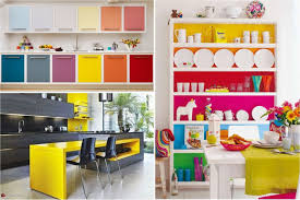 Image Ideas Digsdigs Bright Colorful Kitchen Designs Interior4design Colorful Kitchen Designs Cool Multicolored Design Ideas For Your